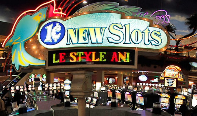 Land Based Casinos fight back at Online Casino Slots?