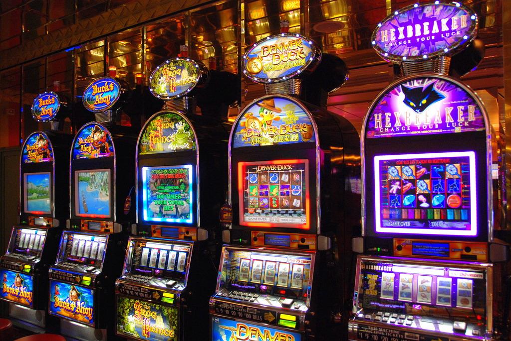Slot casino near bakersfield ca