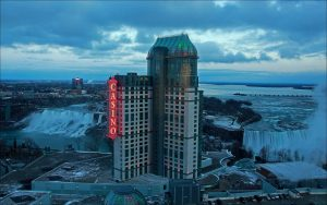 Casino At Niagara Falls