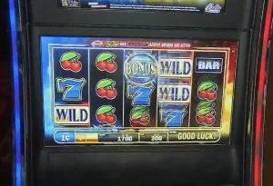 How often do slot machines pay out party poker casino bonus